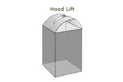 Hood Lift Jumbo Bag