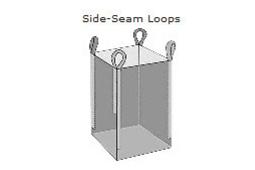 Side-Seam Loops Jumbo Bag